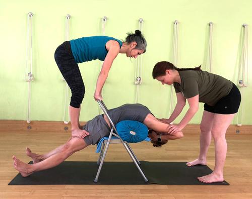 Lehrer Iyengar Yoga Schule Freiburg